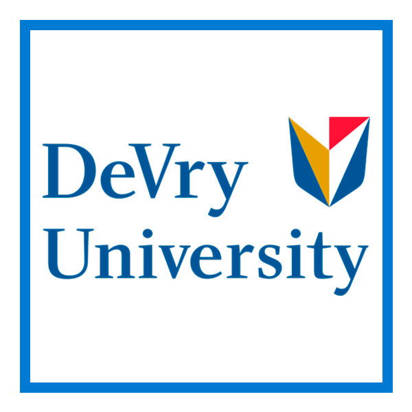 "<span class=""borrar"">Blue ocean strategy consulting for </span>DeVry University"